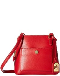 Lauren Ralph Lauren Newbury Bailey Dome Crossbody