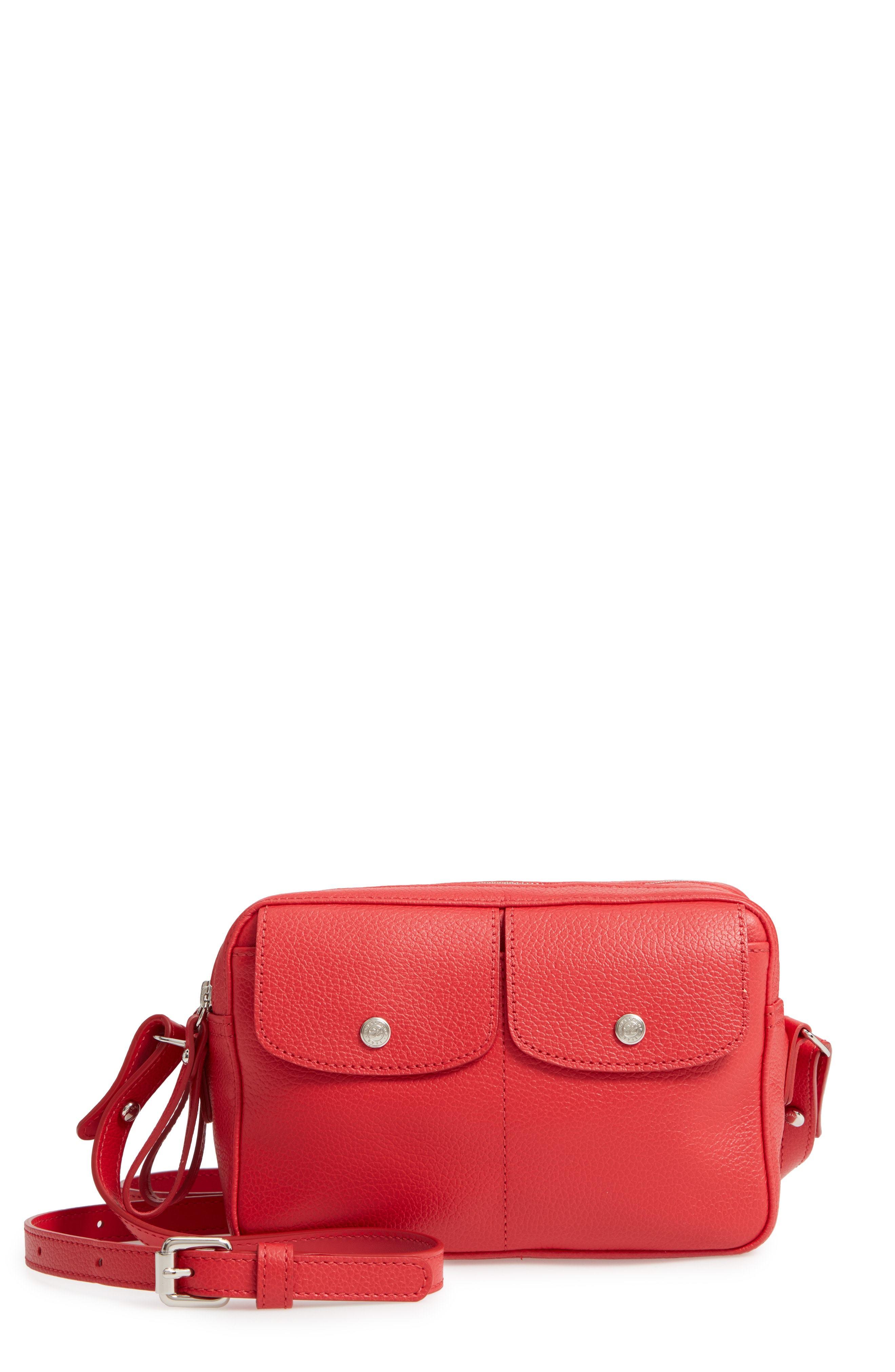 Le Foulonne Leather Camera Bag