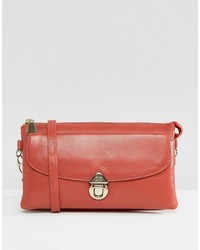 Ri2K Leather Cross Body Bag