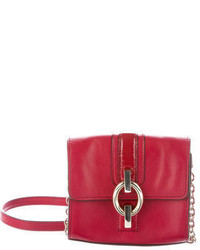 Diane von Furstenberg Leather Mini Crossbody Bag