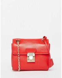 Love Moschino Leather Shoulder Bag
