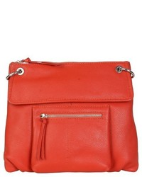 Hadaki Leather Tania Crossbody Handbag