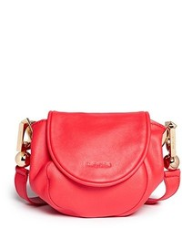 Nobrand Lena Small Leather Crossbody Bag