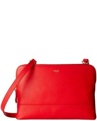 Knomo London Davies Leather Crossbody Bag Cross Body Handbags