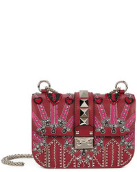 Valentino Garavani Loveblade Rockstud Chain Crossbody Bag