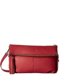 Lucky Brand Harper Foldover Cross Body
