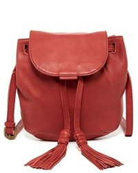 Lucky Brand Jordan Leather Mini Cross Body Bag
