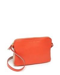 c5e9d1de2771 ... Marc by Marc Jacobs Sophisticato Dani Leather Crossbody Bag Vibrant  Orange Multi