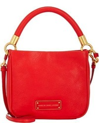 Marc by Marc Jacobs Too Hot To Handle Hoctor Small Crossbody Red