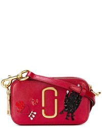 Marc Jacobs Hand To Heart Snapshot Crossbody Bag