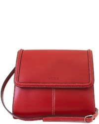 Lodis Marcie Leather Crossbody Purse