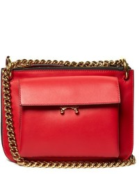 Marni Trunk Bi Colour Leather Cross Body Bag