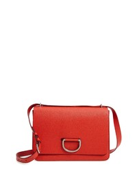 Burberry Medium D Ring Leather Crossbody Bag