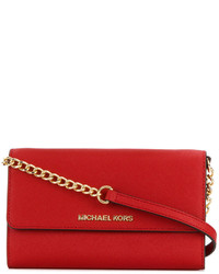 Michael Kors Michl Kors Logo Plaque Crossbody Bag