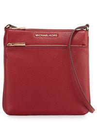 MICHAEL Michael Kors Michl Michl Kors Riley Small Leather Crossbody Bag