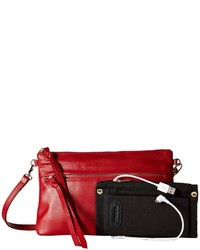 Mighty Purse Luxe Charging Crossbody