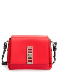 Proenza Schouler Mini Elliot Leather Crossbody Bag