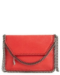 Stella McCartney Mini Falabella Shaggy Deer Faux Leather Crossbody Bag