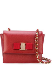 Salvatore Ferragamo Mini Ginny Crossbody Bag