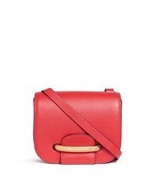 Mulberry Small Selwood Metal Tab Leather Crossbody Bag