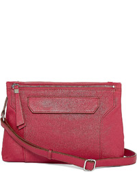 Perlina Istanbul Leather Crossbody Bag