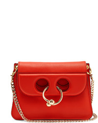J.W.Anderson Pierce Mini Leather Cross Body Bag