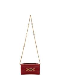 Gucci Red Mini Zumi Bag