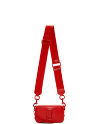 Marc Jacobs Red Small Snapshot Camera Bag