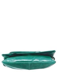 Hobo Rudy Leather Crossbody Bag Blue