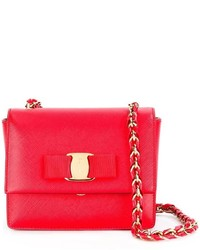 Salvatore Ferragamo Mini Ginny Crossbody Bag