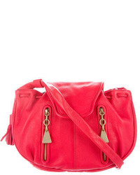 See by Chloe See By Chlo Double Front Zip Leather Crossbody