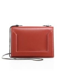 3.1 Phillip Lim Soleil Mini Leather Chain Crossbody Bag