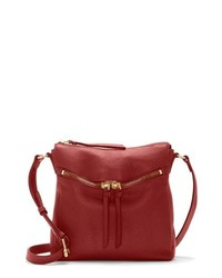Vince Camuto Staja Leather Crossbody Bag