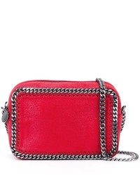 Stella McCartney Falabella Top Zip Crossbody Bag