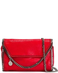 Stella McCartney Mini Falabella Shaggy Deer Crossbody Bag