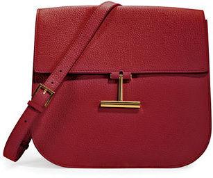 Tom Ford Tara Large Leather Crossbody Bag