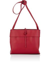 Kara Tie Crossbody Bag Red