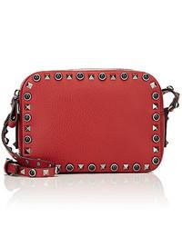 Valentino Rockstud Rolling Crossbody Bag