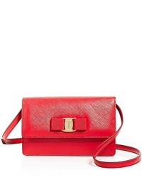 Salvatore Ferragamo Vara Mini Crossbody