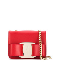 Salvatore Ferragamo Vara Mini Shoulder Bag