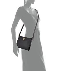 Prada Vitello Daino Medium Pouch Crossbody Bag