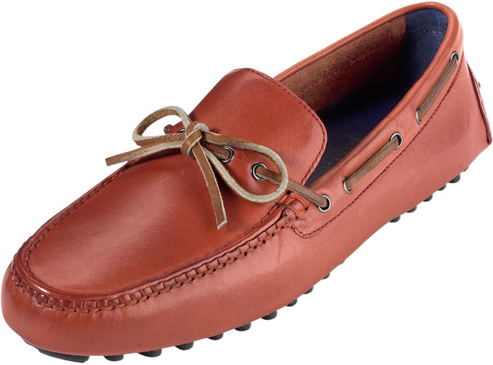 b271acbd5c Cole Haan Air Grant Moccasin Driver Red, $148 | Neiman Marcus ...