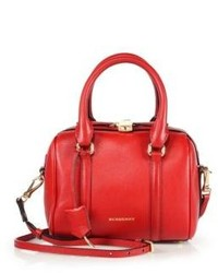 Burberry Alchester Small Bowler Bag