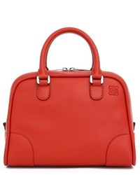 Loewe Small Amazona 75 Leather Satchel