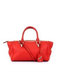 Diane von Furstenberg Sutra Leather Duffle Bag