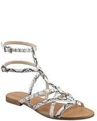 2485e00f374b ... GUESS Mannie Gladiator Sandals ...