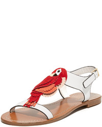 Kate Spade New York Charlie Flat Sandals