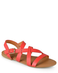 Journee Collection Tamra Open Toe Sandals
