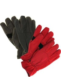 Isotoner Polar Fleece Insolated Gloves