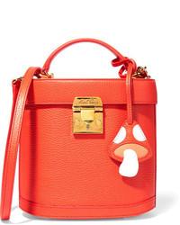 MARK CROSS Benchley Textured Leather Shoulder Bag